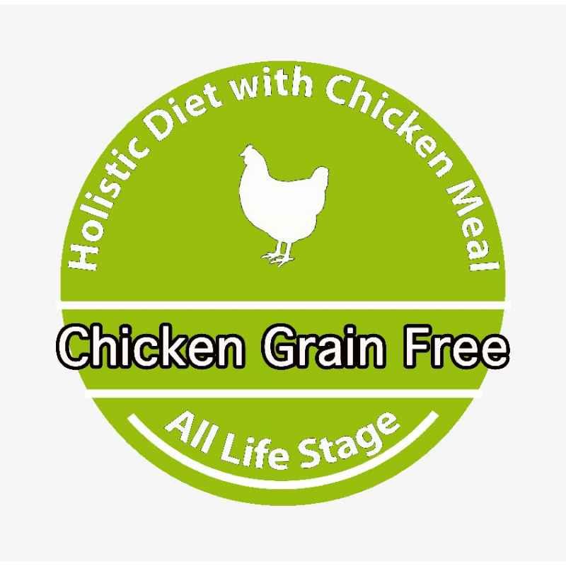Poulet sans céréales - Canine Diet Chicken (Breeder)