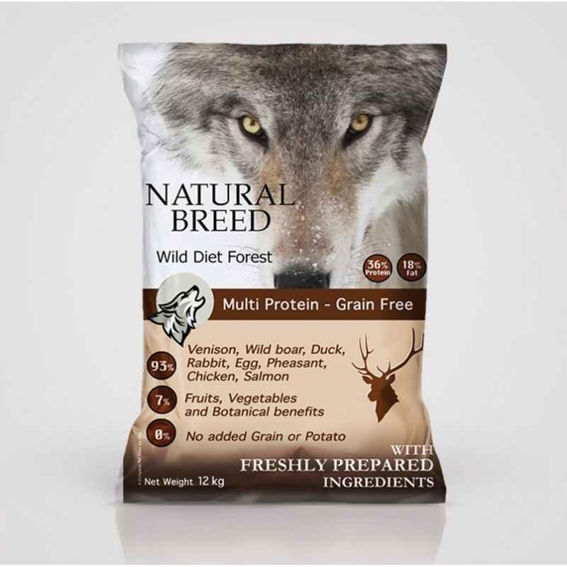 Wild Diet Forest - Viande Fraîche