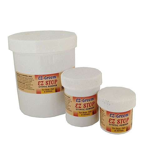 Ez-Stop Styptic Powder for dogs and cats
