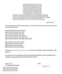 Certificat - 2